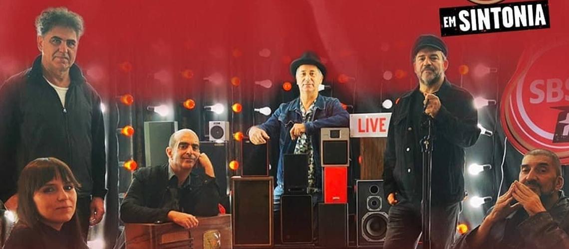 Festival Rádio SBSR.FM Em Sintonia com cartaz completo