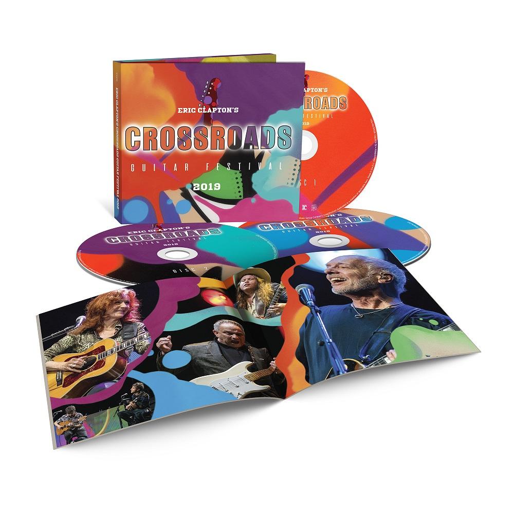 Eric Clapton's Crossroads Guitar Festival 2019 Chega Em Novembro Em Forma De Disco