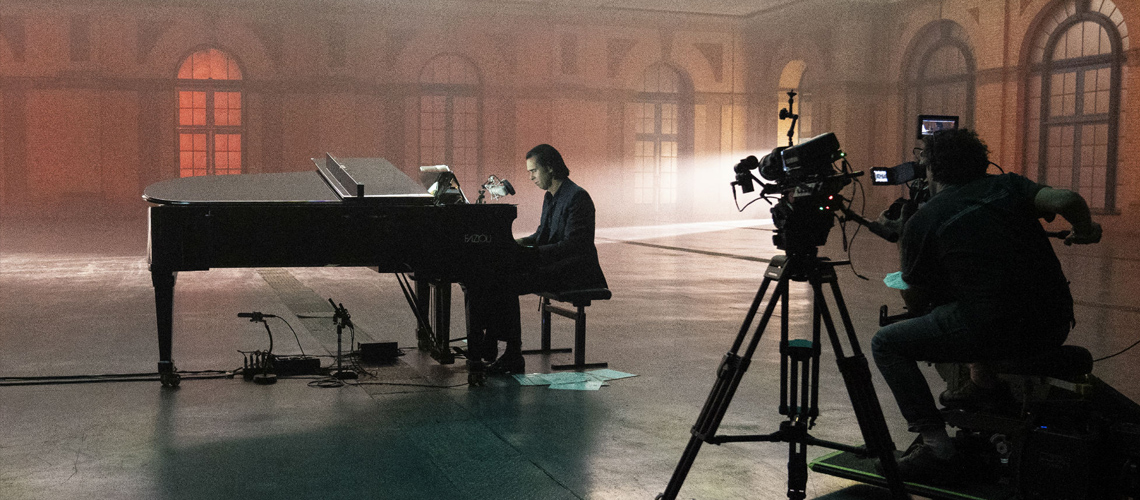 """""""Euthanasia"""", a inédita de Nick Cave apresentada em """"Idiot Prayer"""""""
