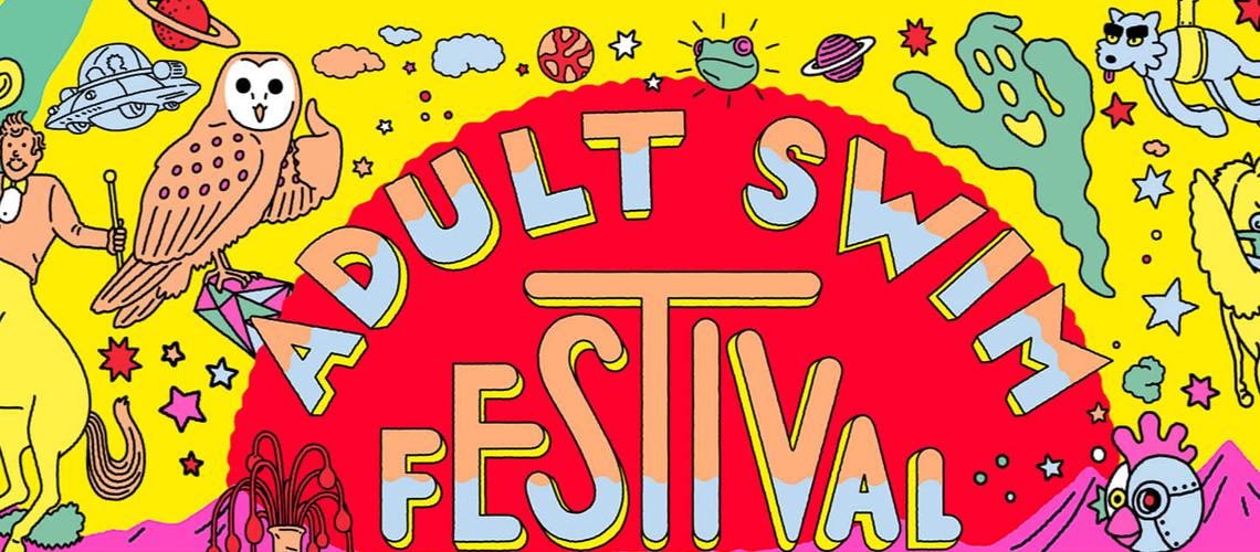 """O Festival Online """"Adult Swim"""" irá com a presença de nomes como Mastodon e Robyn"""