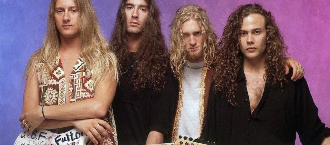 "Alice In Chains Anunciam Deluxe Box do 30º Aniversário de ""Facelift"""