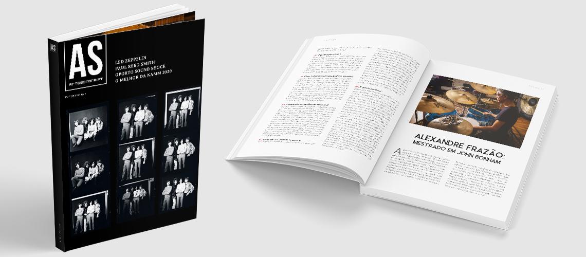 "EXCLUSIVO REVISTA: Jimmy Page & ""Physical Graffiti"" de Led Zeppelin"