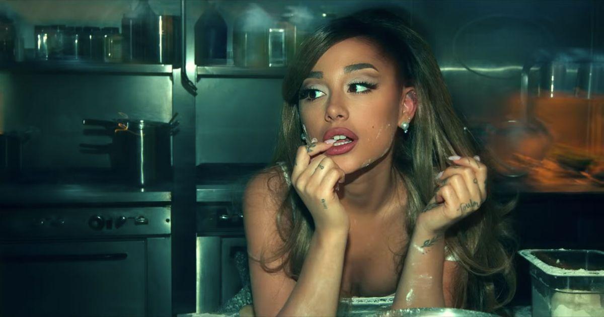 """positions"", O Novo Álbum de Ariana Grande"