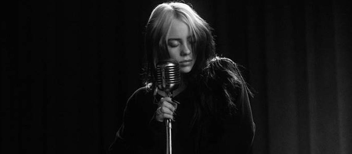"""Vê o vídeo para """"No Time To Die"""", tema que junta Billie Eilish a Johnny Marr"""