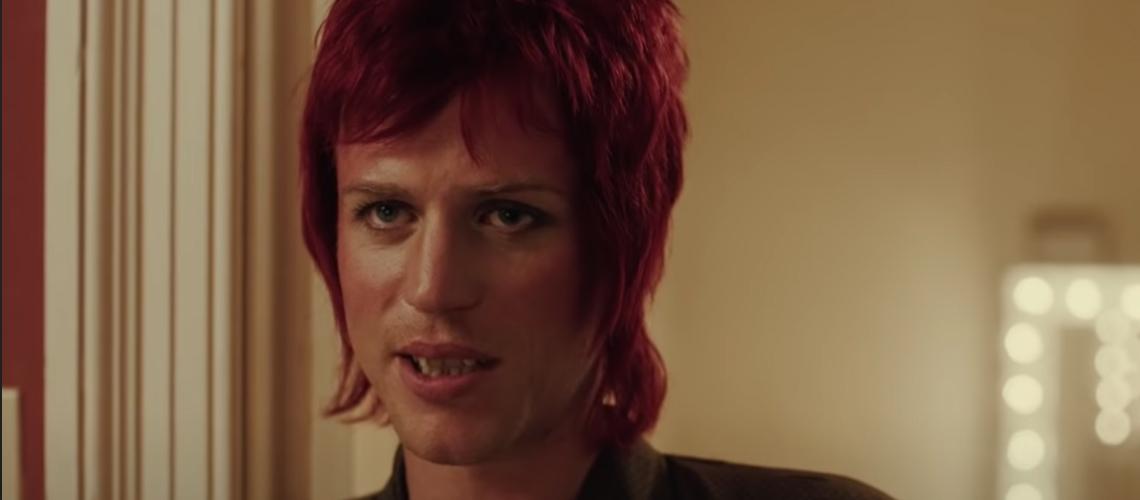 Já Saiu O Trailer Do Biopic De David Bowie
