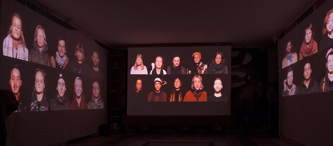 O projecto Eufonia está pela primeira vez em Portugal