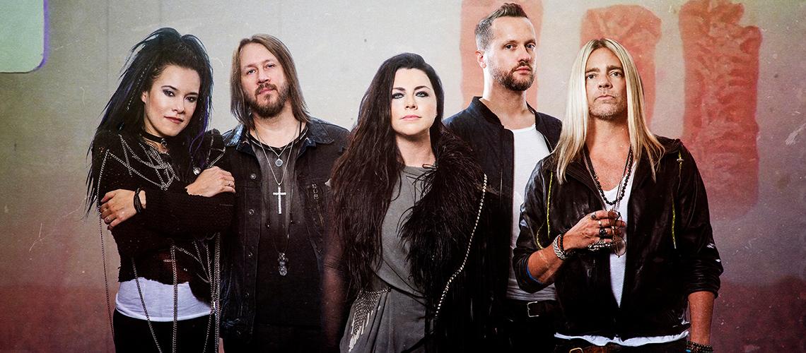 Alice Cooper Vai Apresentar Concerto Gratuito dos Evanescence em Livestream