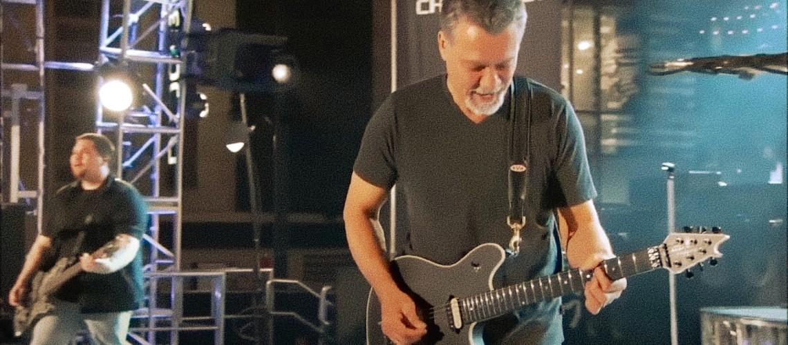O Último Concerto dos Van Halen [Áudio de Mesa/Vídeo Bootleg]