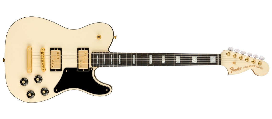 Fender TroubleMaker Tele Deluxe, Novo Canhão Parallel Universe 2