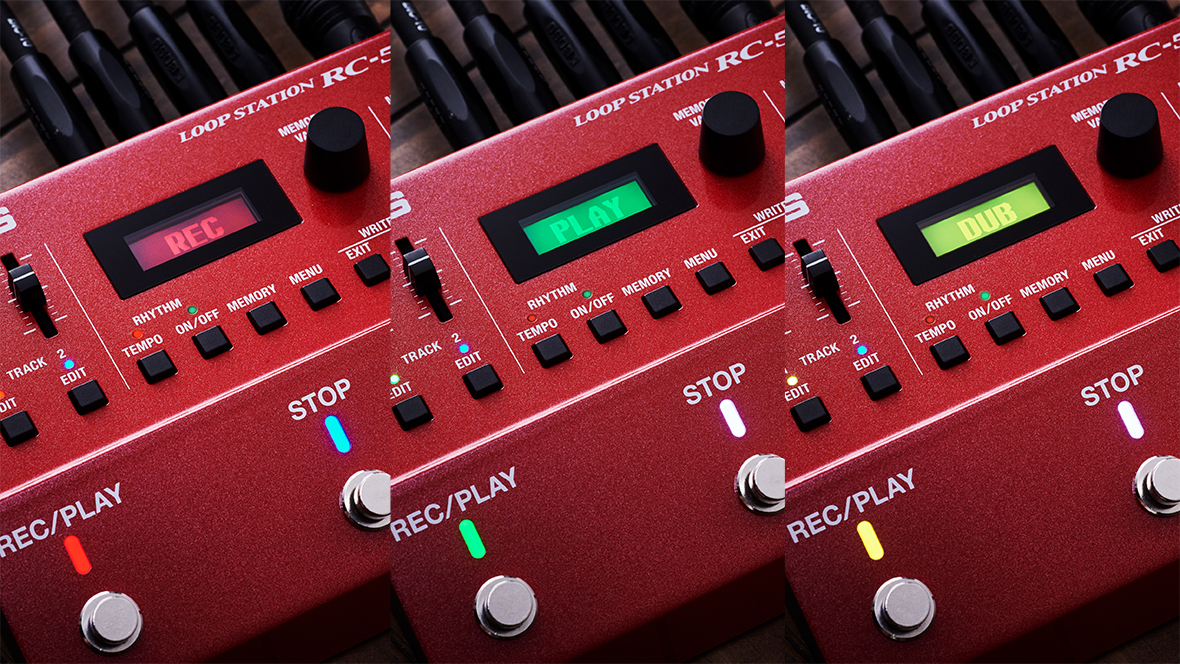 RC-5 & RC-500, Os Novos Loopers da BOSS