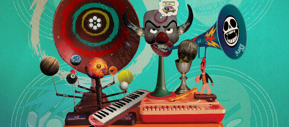 "Gorillaz: ""SONG MACHINE: Season One – Strange Timez"" já disponível"