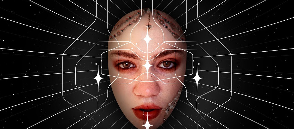 """Al Lullaby"" é a nova música de Grimes recorrendo a inteligência artificial"