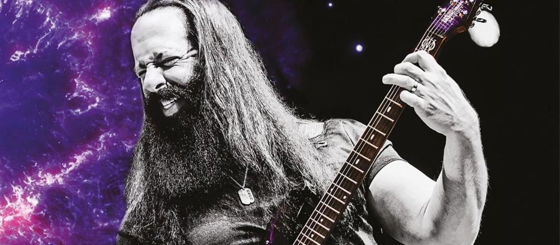 John Petrucci Lança Gama de Produtos Para Cuidar da Barba