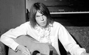 """O tema """"Homefires"""" de Neil Young vai ser oficialmente lançado"""