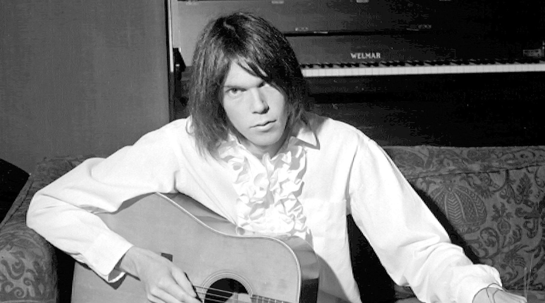 """""""Johnny's Island"""": Neil Young Anuncia Edição De Álbum… Perdido Nos Arquivos"""