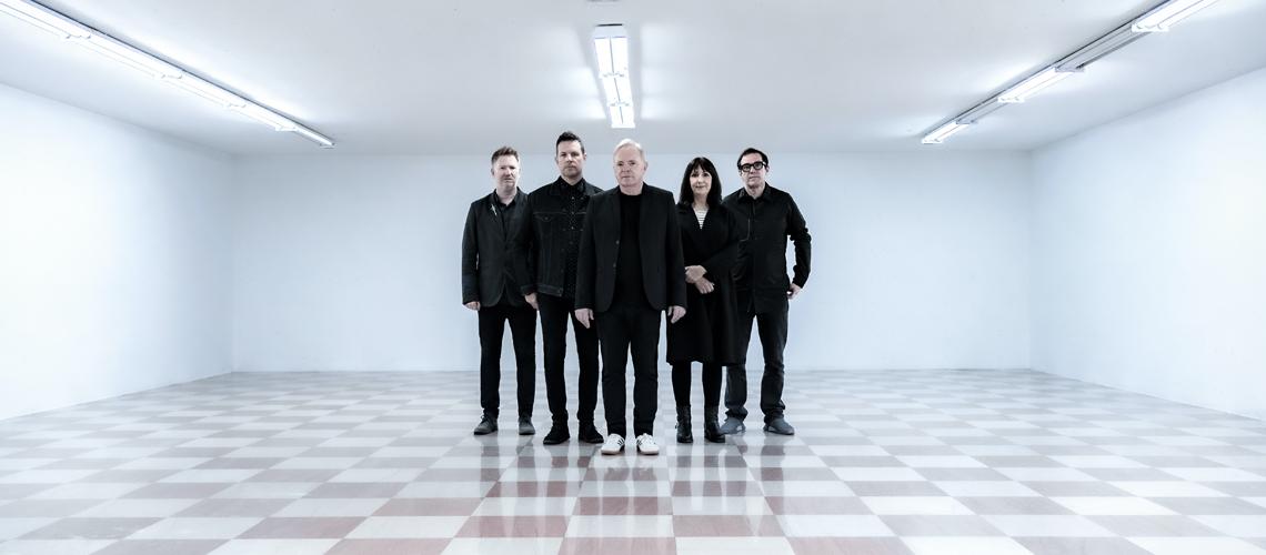 New Order: Colecção Definitiva de Power, Corruption & Lies Já Disponível Para Audição