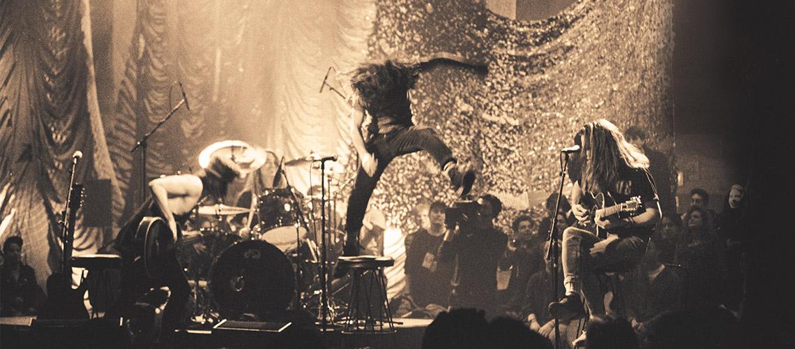 "Concerto ""Pearl Jam – MTV Unplugged"" disponível em streaming  no Youtube"