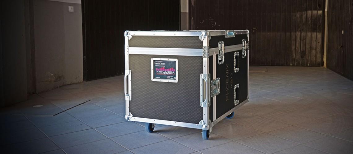 Phoenix MB72: A Máquina De Desinfecção De Equipamento Made In Portugal