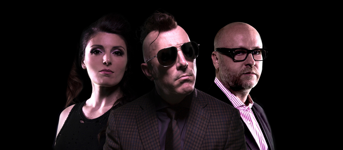 """Puscifer Apresentam: """"Billy D And The Hall Of Feathered Serpents"""""""