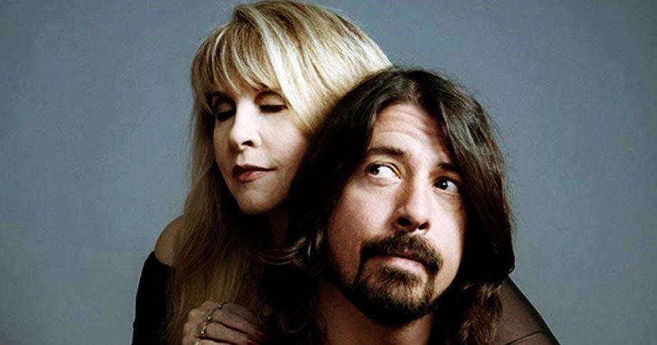 Stevie Nicks Lança Canção Com Dave Grohl Na Bateria