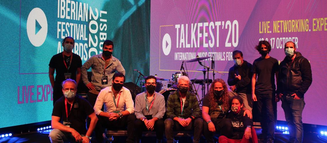 Talkfest' 2020 regressa para uma 9ª edição, vê aqui a programação completa