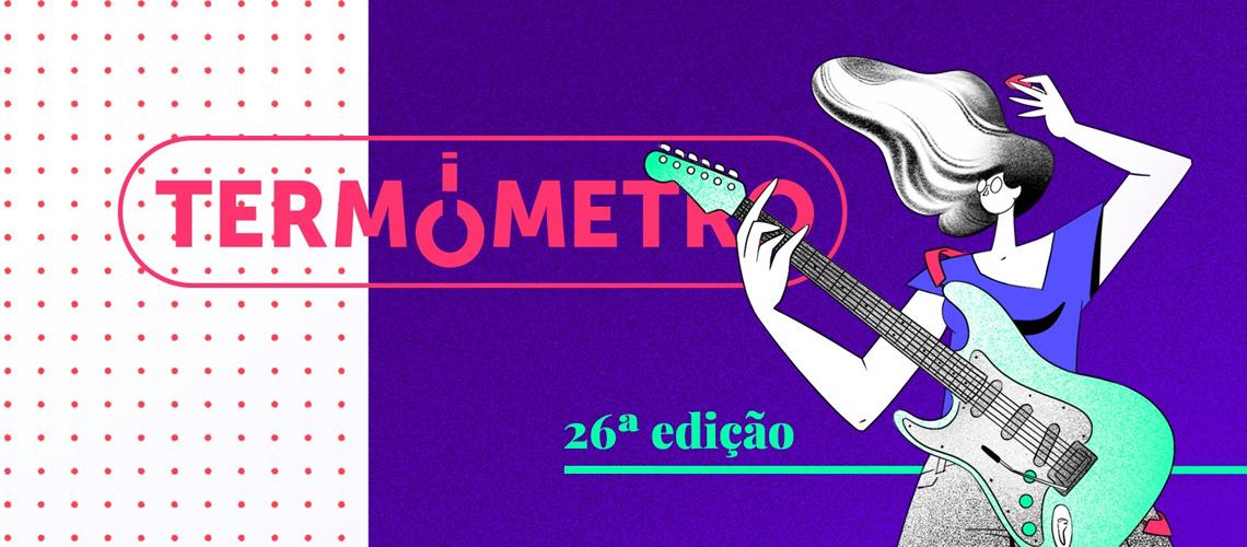 26ª Edição Festival Termómetro Arranca 31 de Outubro [ADIADO 2021]