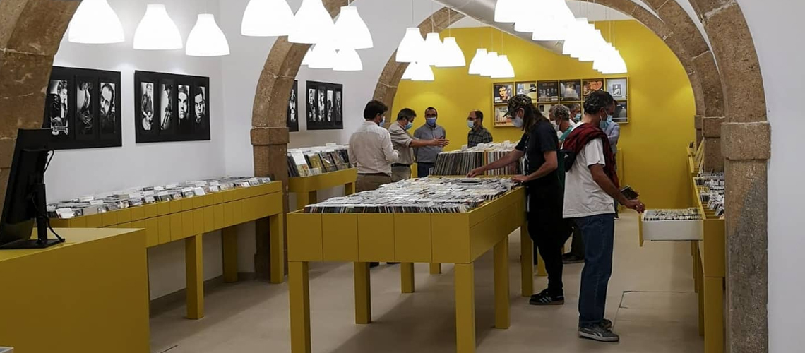 Lojas Tubitek recebem Record Store Day