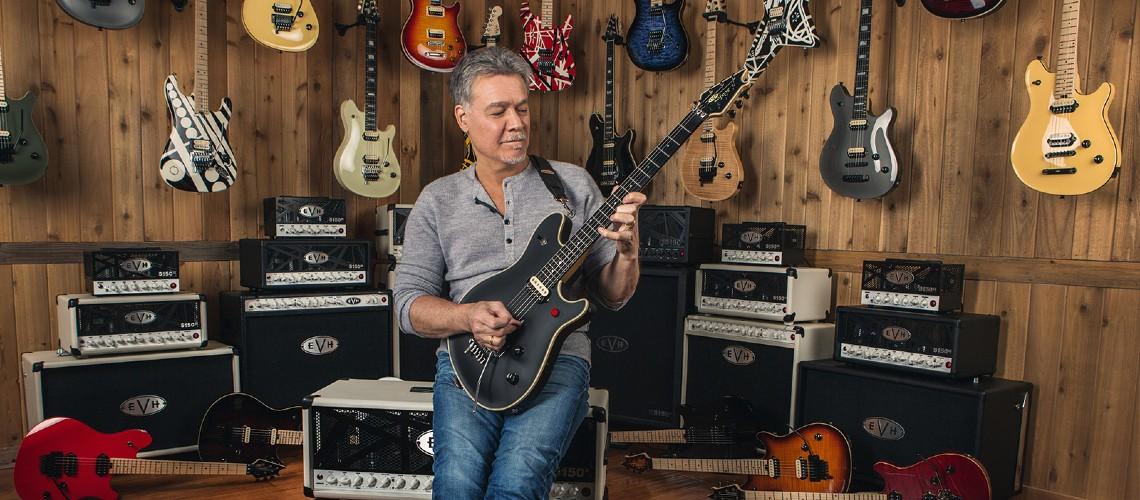 [Entrevista Exclusiva] O ADN de Eddie Van Halen