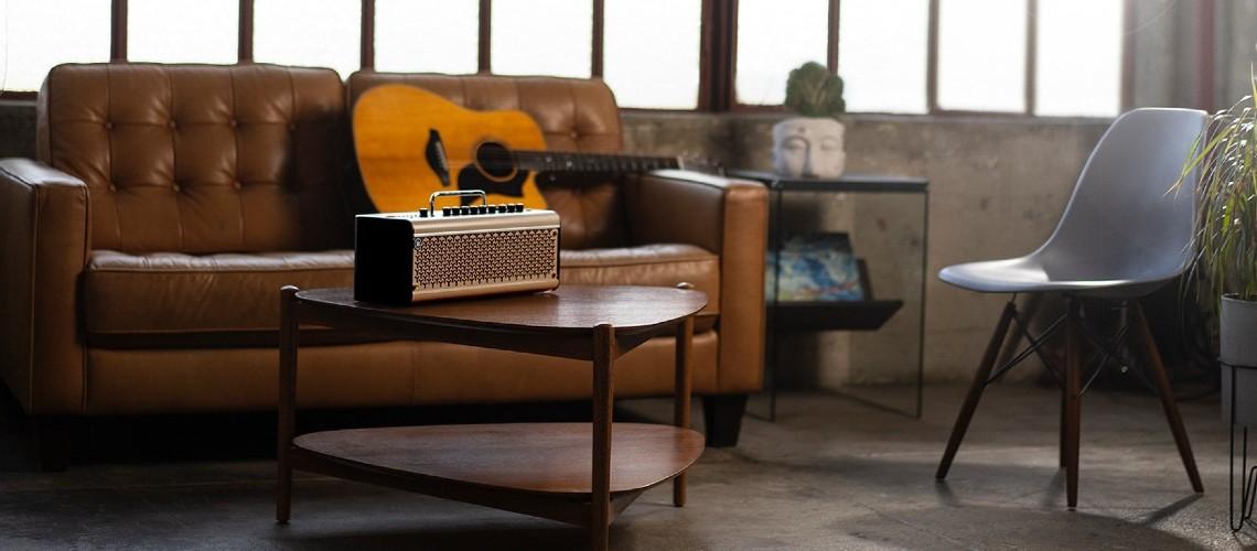 Yamaha Regressa aos THR, Novo Modelo Exclusivo para Guitarra Acústica