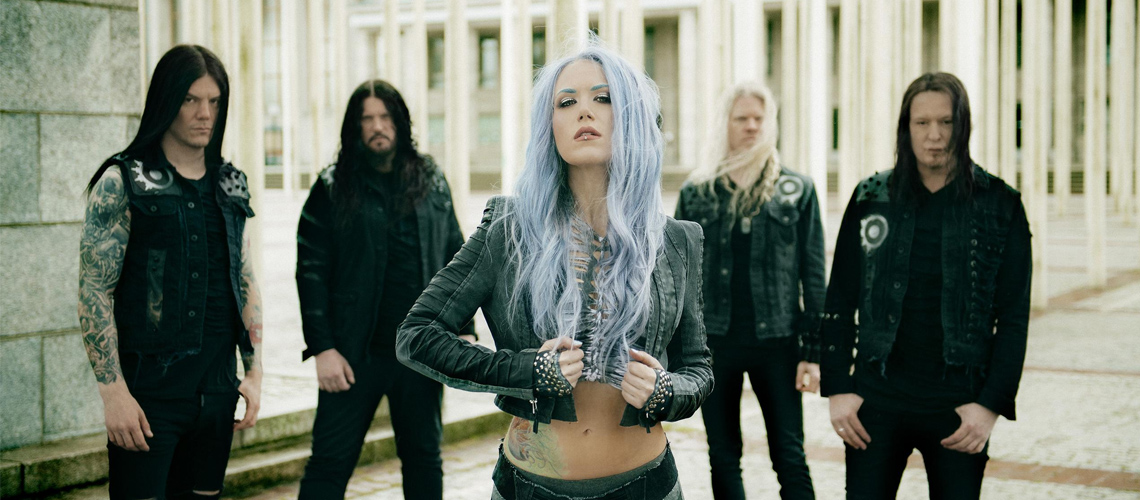Tour Conjunta De Arch Enemy E Behemoth Em Portugal Em 2021