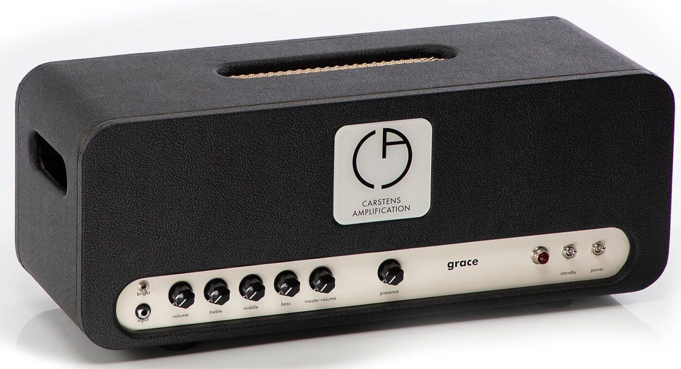 Carstens Cria Amp Para Billy Corgan Com Quantidade Inédita De Ganho