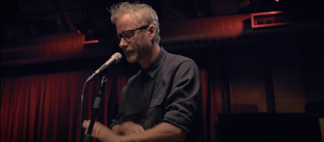 ARTE Concert: Mini-concerto de Matt Berninger em streaming