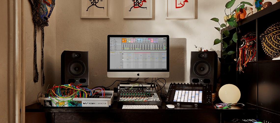 Ableton Loop Create, Evento Online Gratuito Para Produtores de Todo o Mundo
