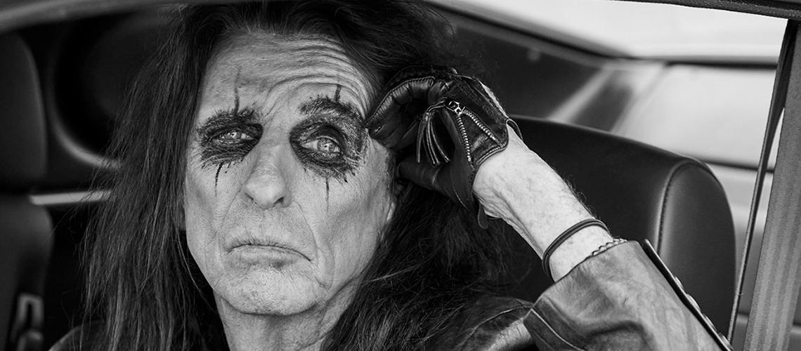 "Alice Cooper, O Glamour Bairrista de ""Detroit Stories"""