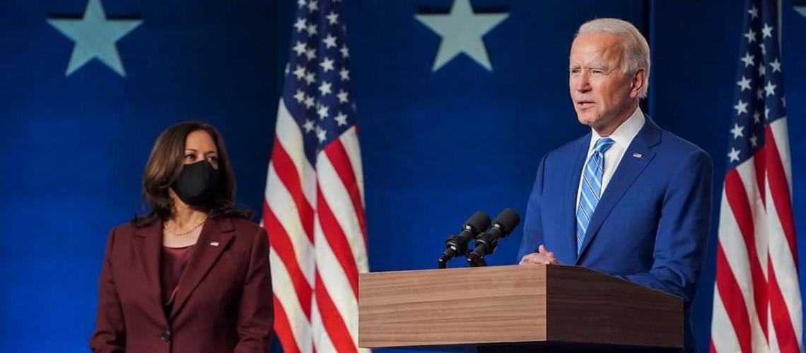 Mundo da Música Reage à Vitória de Joe Biden Nas Presidenciais dos EUA