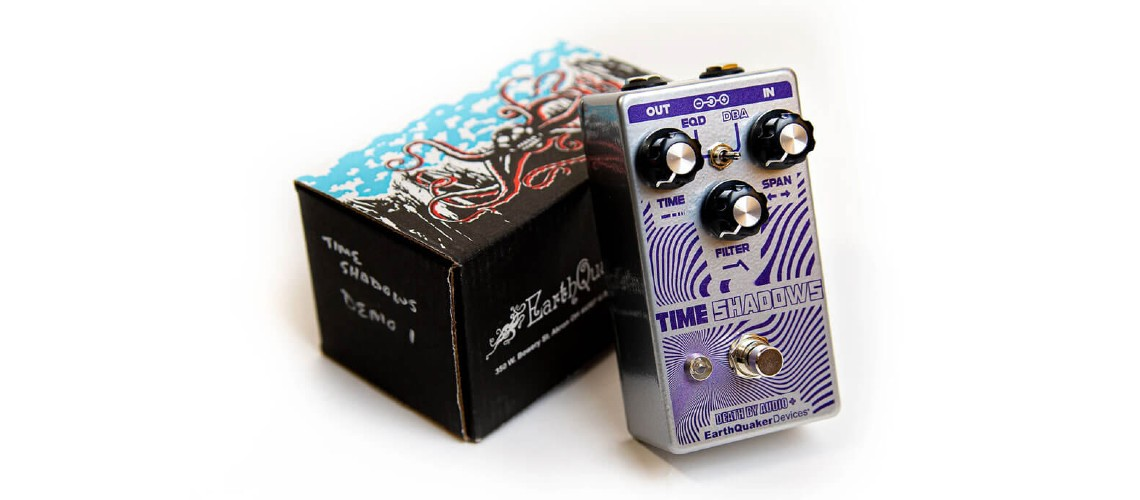 EarthQuaker Devices vs. Death By Audio: Time Shadows