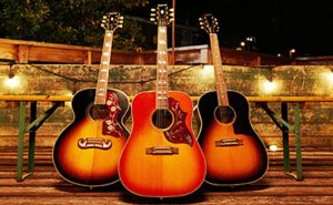 epiphone inspired by gibson acoustics