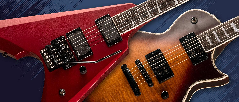 ESP Anuncia 16 Novos Modelos de Guitarras e Baixos LTD Para 2021
