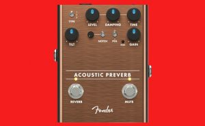 fender acoustic preverb