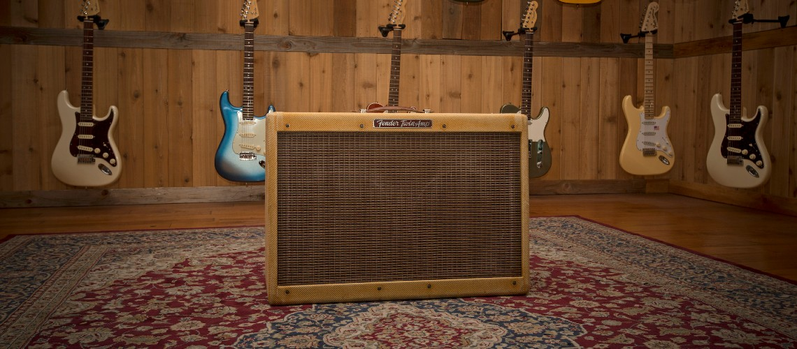 A Magia dos Fender Tweed? Rhett Shull e Bonamassa Explicam