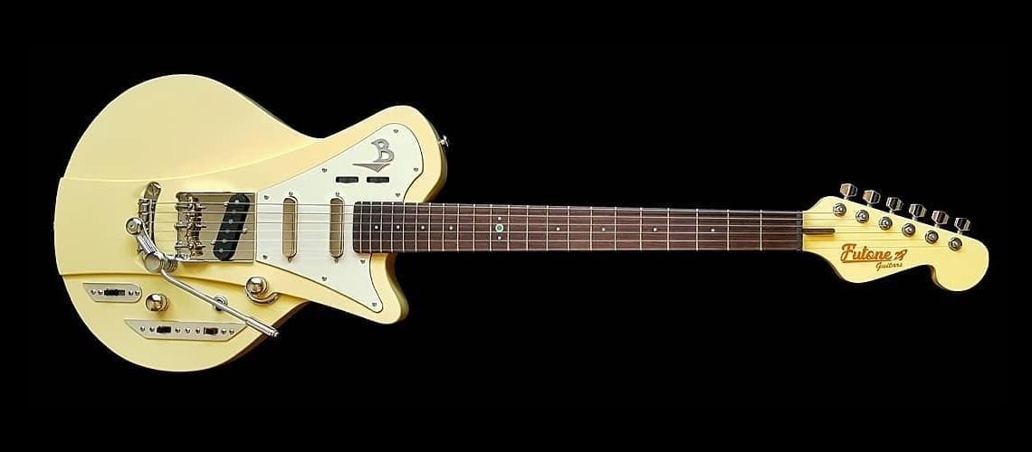 Futone Guitars & Budda Guedes