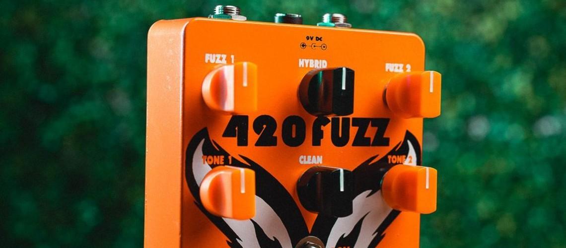 Fuzzrocious 420 Fuzz Renovado