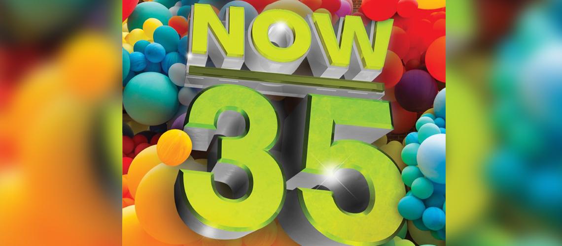 """""""NOW 35"""": A colectânea que continua a ser editada ano após ano"""
