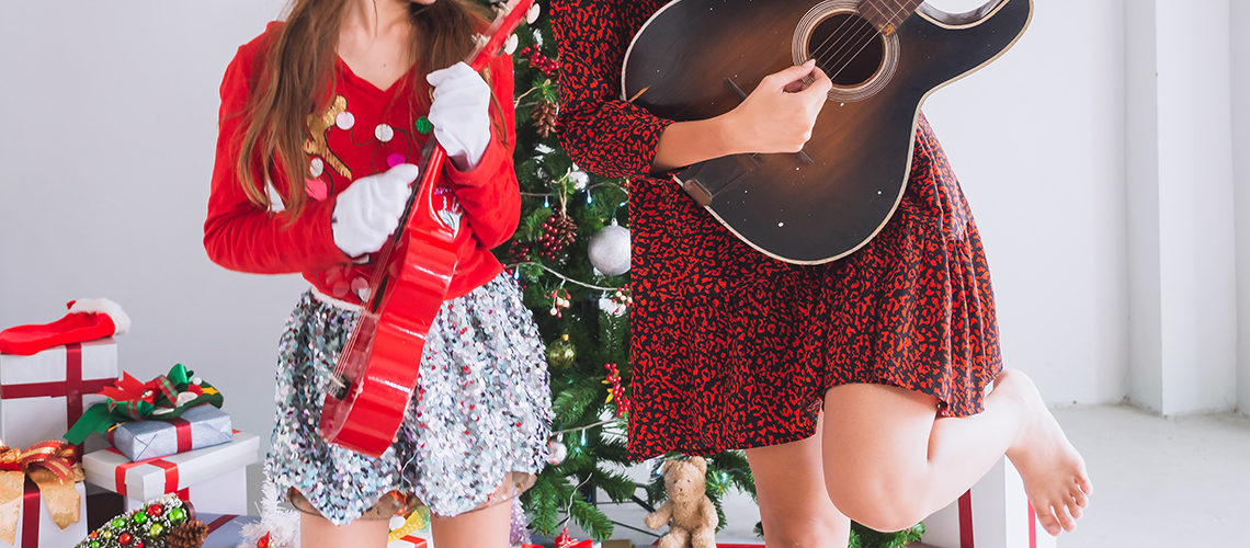 Prendas de Natal Para Músicos 2020