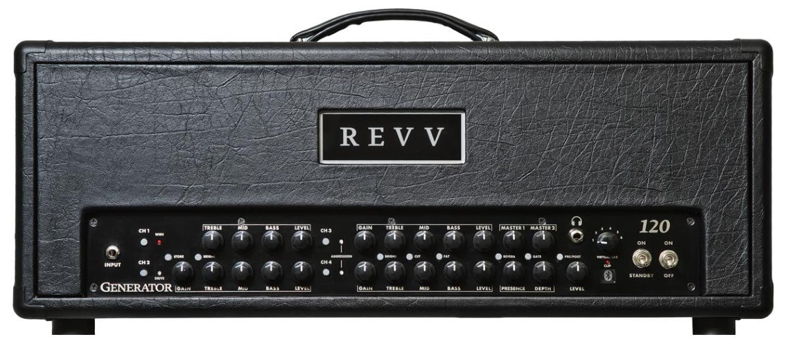 Revv Amplification, A Monstruosa Gama Generator MKIII