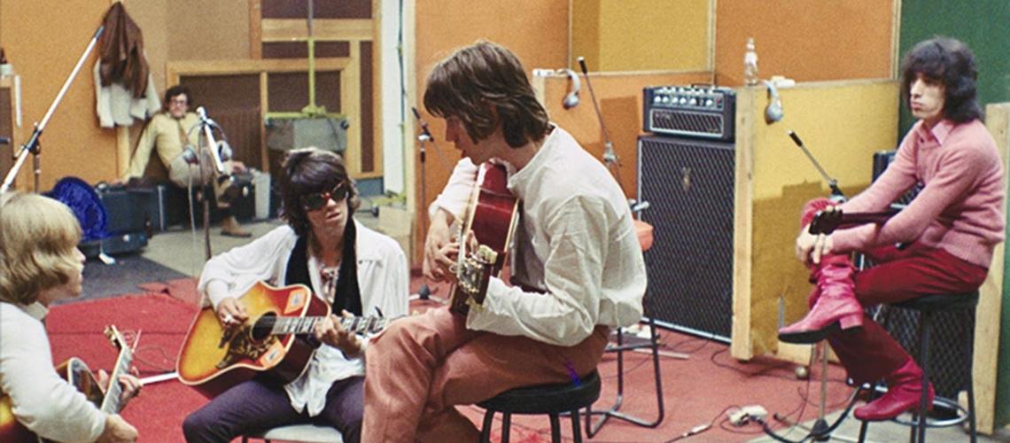 """The Rolling Stones mostram vídeo da primeira actuação de """"Sympathy for the Devil"""""""