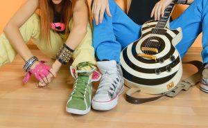 sneakers rock