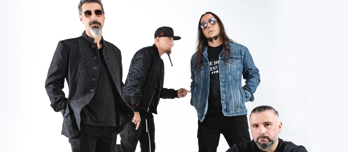Depois de 15 Anos, System Of A Down Mostram Duas Novas Músicas