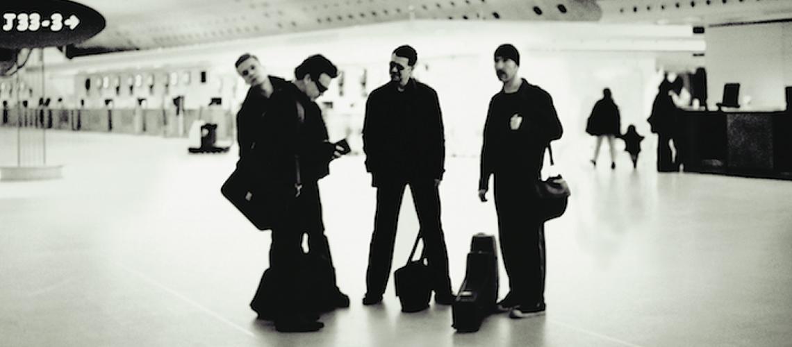 """20 Anos De """"All That You Can't Leave Behind"""" Dos U2 Comemorados Com Reedição"""