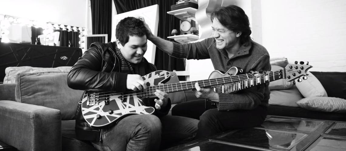 """""""Distance"""", Wolfgang Van Halen Presta Terna Homenagem ao Seu Pai"""